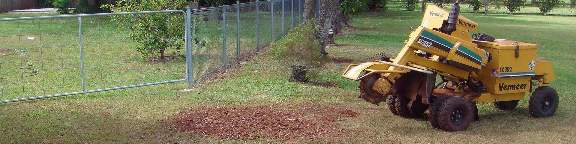 STUMP REMOVAL CAIRNS